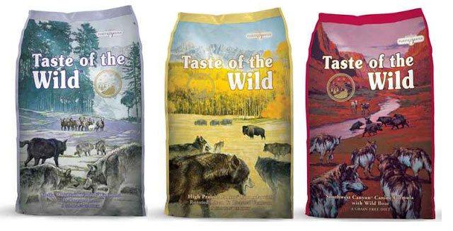 taste of the wild brand
